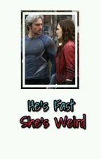 He's Fast, She's Weird (S'MB) by OfficSkywalkerTwins