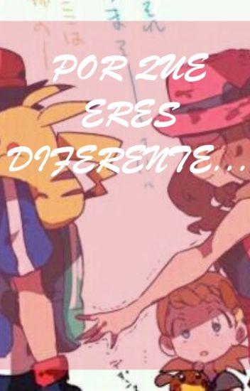 (Amourshipping)   POR QUE ERES DIFERENTE...