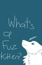 What's a Fuz kitten?  by ShadowFlight_Draws