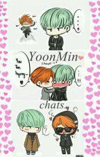 》YoonMin Chats ♡ by Sxgx_YxxnGi