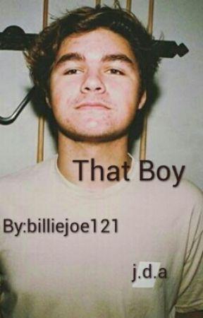 That Boy by billiejoe121