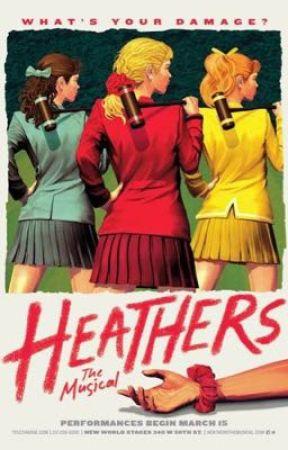Heathers Versión FNAFHS by ilovekittensalot