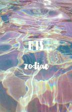 BTS zodiac  by unxcornio