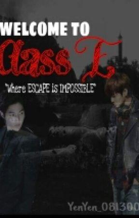 Class E by A-KiraYen