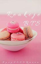 REAKCJE BTS  by Kpop2005Queen