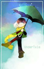 ✖️ UnderTxle ✖️    Undertale AU    ✖ Ágape ✖ by Little_Jewel_doll