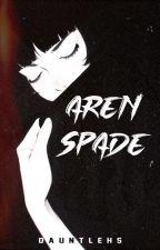 Aren Spade by Kwinxxii_