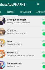 WhatsApp Fnafhs by _RomeoM_