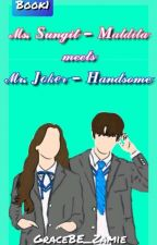Miss Sungit-Maldita Meet Mr.Joker-Handsome by Zhisia4ever