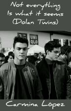 Not everything is what it seems (Dolan Twins Sad Shots) by Carmina_L0pez