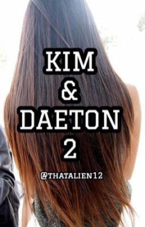 KIM AND DAETON 2 by ThatAlien12