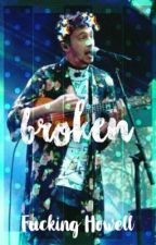 Broken • Tyler Joseph X Reader by Fucking-Howell