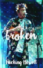Broken • Tyler Joseph X Reader by Fucking-Way