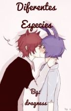 Diferentes Especies( fonnie fnafhs AU) by dragness