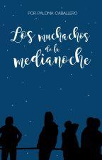 Los muchachos de la media noche by PalomaCaballero