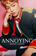Annoying (Brother) - Zhong Chenle by Chittaphonese