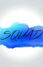 [HIATUS] Squad; BTS X BlackPink by Bbyusj