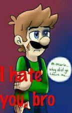 I hate you, bro... by Luigi_PL