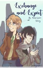 Exchange and Expect   Ameripan (EDITING) by Songtakii