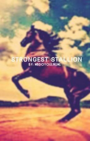 Strongest Stallion ♥ (Breaunna and Ray) by MBDoYouLikeMe