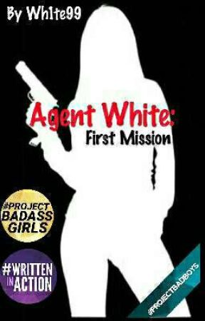 AGENT WHITE: FIRST MISSION by wh1te99