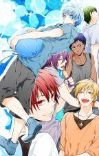 (FINISH) We Are Kiseki no Sedai! [Kiseki no Sedai x Reader] by LunaRachel07