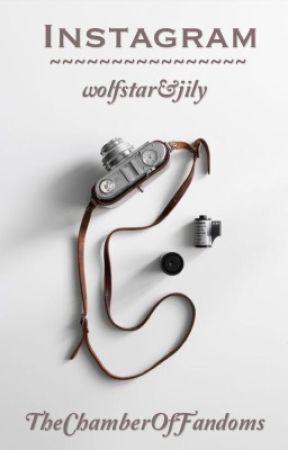 Instagram//Wolfstar&Jily by TheChamberOfFandoms