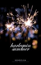 Harlequin Summer by Xenoclea