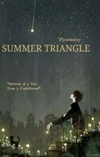 Summer Triangle by Flytotheskyy