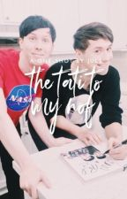 the tati to my nof | Dan and Phil √ by astroloki