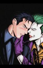 Batman x Joker by Prettypsycholover