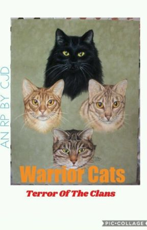 Warrior Cats; Terror Of The Clans (an RP) by CaramelJackDaughter