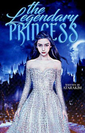 The  Legendary Princess by lilmspurpleangel