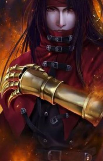 Pools Of Blood And A Crimson Flood Vincent Valentine Xanonymous