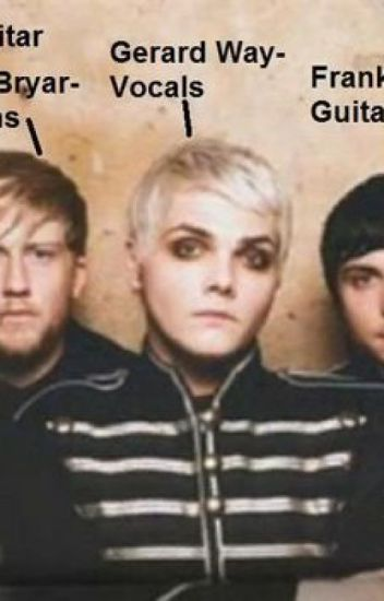 adopted by MCR?!