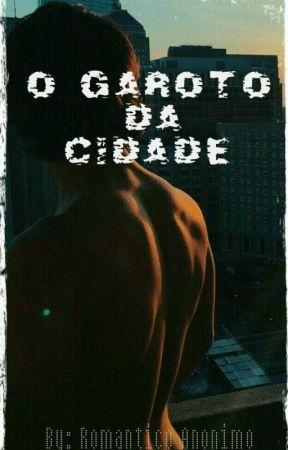 O Garoto da Cidade (Romance Gay) by Allonizando