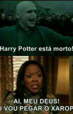 Marotos lêem Harry Potter e o Cálice de Fogo by GabrielaSouza34