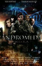 ANDROMEDA  by nurettinart