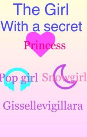 The girl with a secret  by GisselleVigilLara