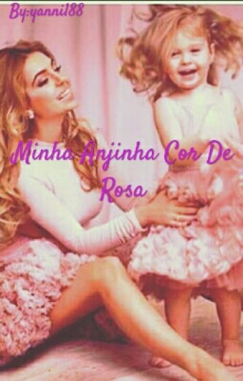 Minha Anjinha Cor De Rosa