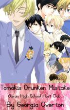 Tamakis drunken mistake Tamaki x Kyoya by GeorgiePhatomhive