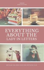 everything about @theladyinletters by theladyinletters