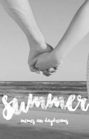 Summer Love (Hau x Reader) by memes-and-daydreams