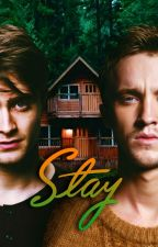 Stay ✦ [Drarry] by -drxrry