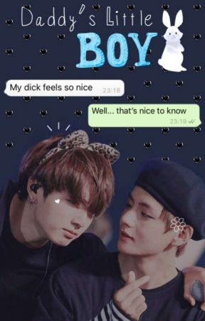 ///DADDY'S LITTLE BOY/// - TAEKOOK/VKOOK by _DirtyWaterInMyFaceu