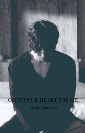 OPEN YOUR HEART FOR ME || WonTaek by TomikoNatsuki