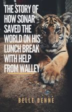 The Story of How Sonar Saved the World on His Lunch Break with Help from Walley by Belledenne