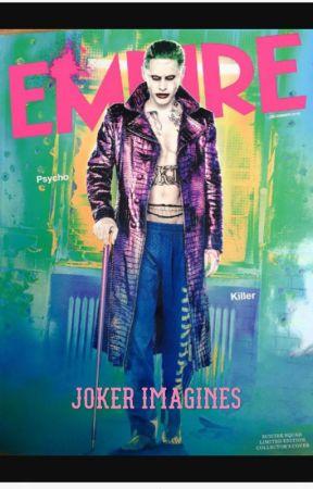 Joker Imagines  by _Fangirl-Juju_