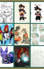 Dragon Ball pets X Reader by SSJ4Faith