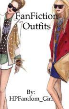 Fan-fiction Outfits  by HPFandom_Girl